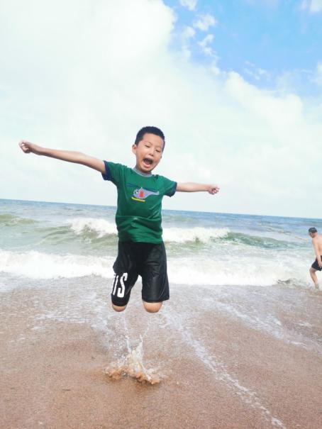 别样假期 精彩度夏 万象新天学校二(22)中队暑假生活报道