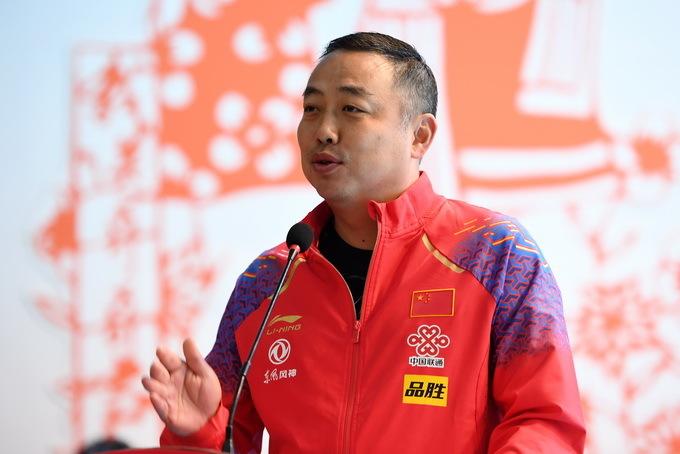 乒超联赛停办1年,刘国梁:备战东京奥运会,从国外请体能教练