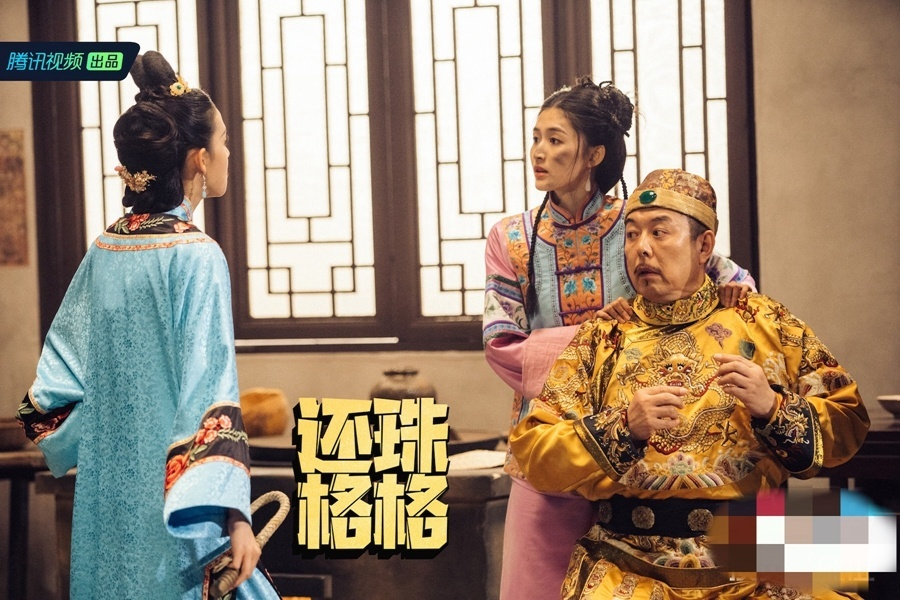 《演员请就位》赵薇指导改编《还珠格格》引回忆杀