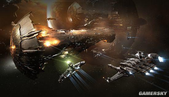 《星戰前夜:晨曦》EVE超值新手禮包 點擊領取