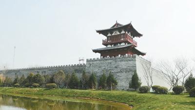 隋唐洛阳城遗址仿古楼现推拉合金窗 设计方案未获批