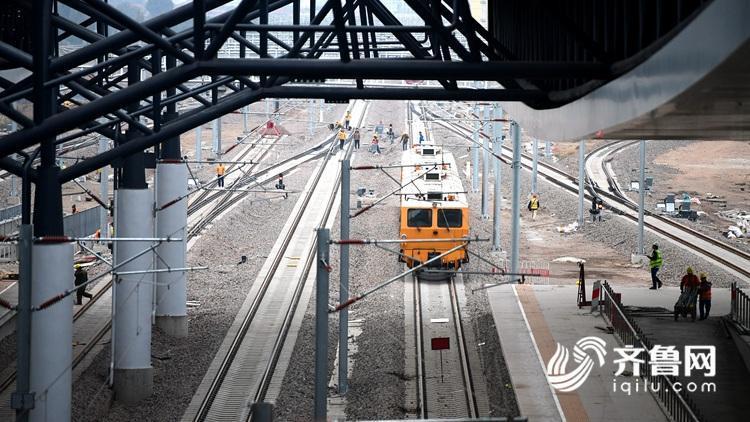 烟台到广州仅需14小时 !济青高铁首开广州偏向动车组列车