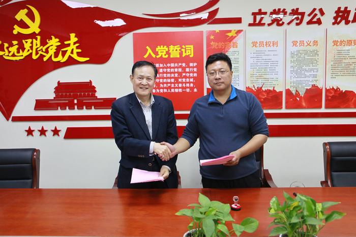 济南市疾控中心与五里沟街道顺祥街社区签订共建协议