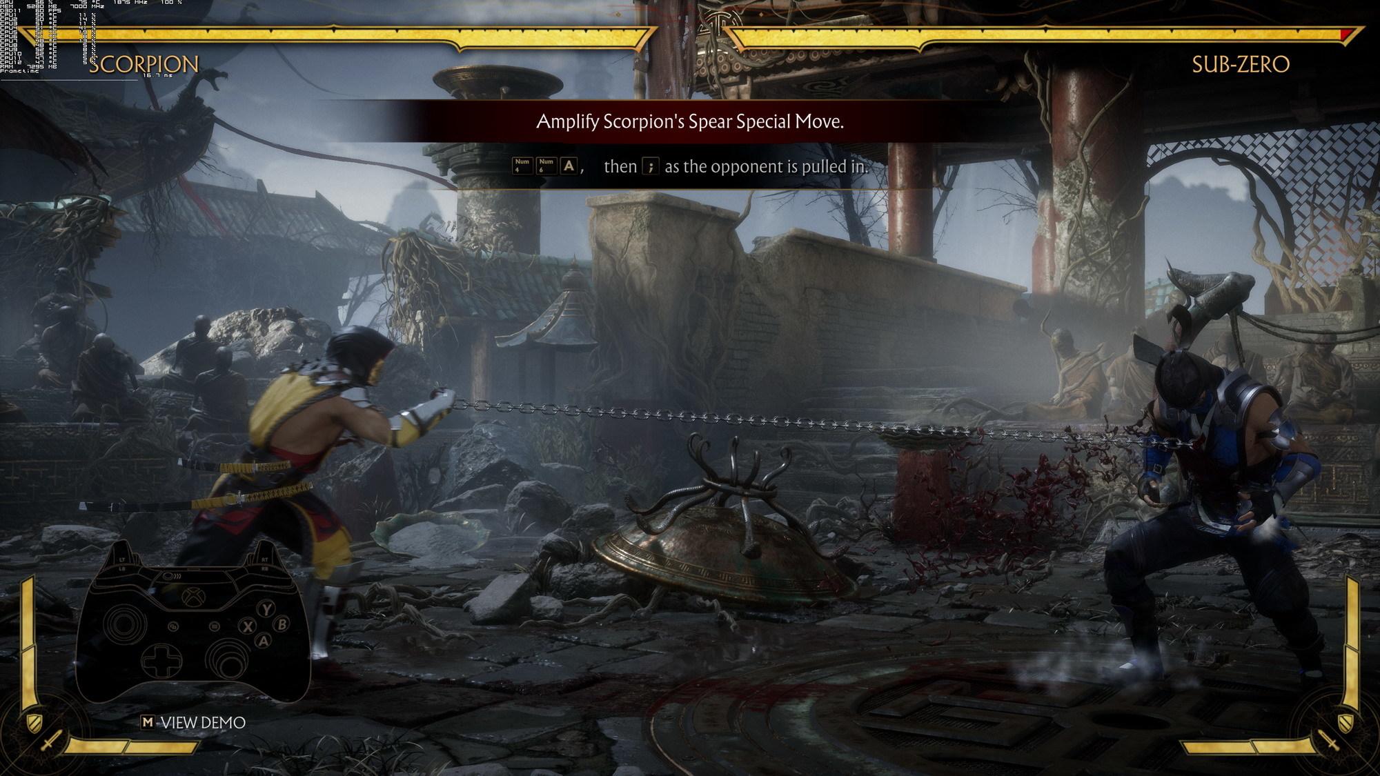 真人快打11/Mortal Kombat XI插图1
