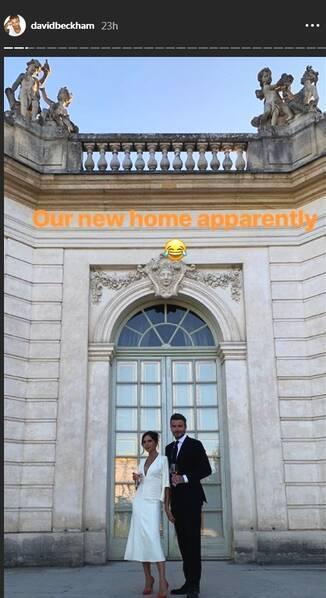 土豪!贝克汉姆维多利亚庆结婚20周年 豪掷10万包下凡尔赛宫