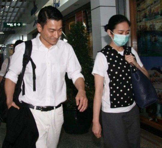 刘德华吃素6年原因曝光!调侃老婆朱丽倩身材胖一点都没有求生欲