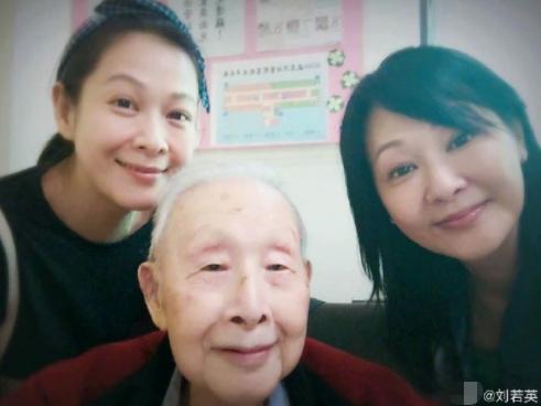 恒行2平台代理:刘若英悼念父亲