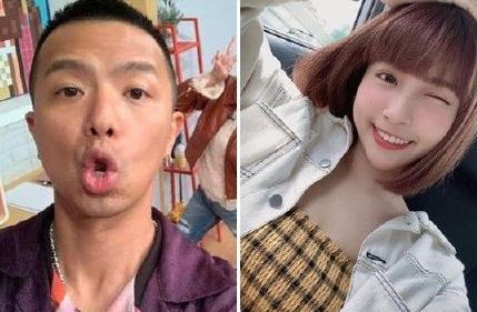 """台湾男星""""小鬼""""黄鸿升去世,女友峮峮:听记者讲才知道"""