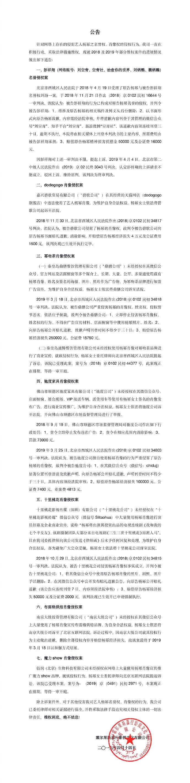 杨幂工作室就维权案做出通告 绝不姑息违法行为